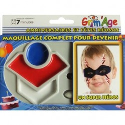Coffret Maquillage - Super Héros Grim'age (1142)