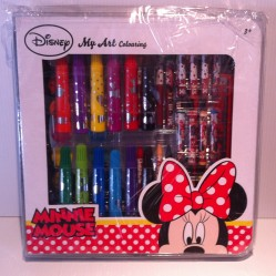 Coffret coloriage Minnie Mouse de disney (1234)