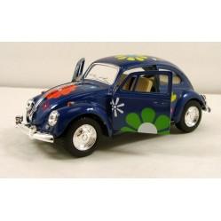 1967 Volkswagen VW Classic Beetle 1/32 métal (1513)