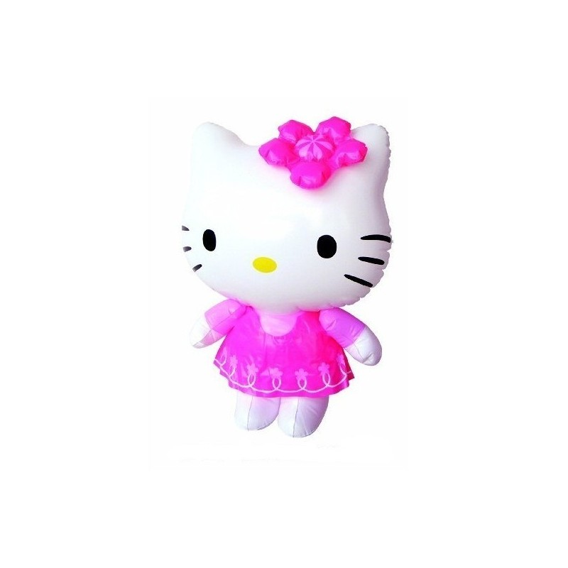 Hello kitty Gonflable 46 cm by Toma's Touch (602)
