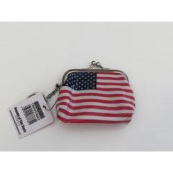 Porte monnaie porte clé USA (1734)