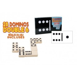 Coffret jeu de dominos 28 pieces (1937)