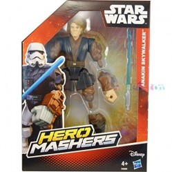 Figurine Star Wars Hero Mashers Anakin Skywalker 15 cm (2010)