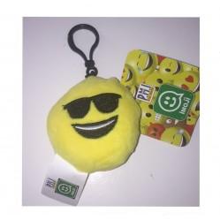Giochi Preziosi: Peluche porte clé emoji smiley 7 cm (2051)