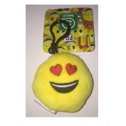 Giochi Preziosi: Peluche porte clé emoji smiley 7 cm (2053)