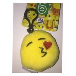 Giochi Preziosi: Peluche porte clé emoji smiley 7 cm (2057)