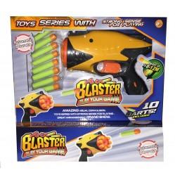 Jeux de plein Air : FX998 Air Blaster 10 Flèches (2228)