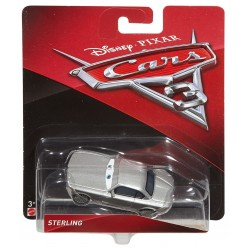 Mattel - Voiture Miniature 1/55- Cars 3 - Sterling (2260)