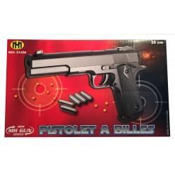 Pistolet à billes en plastique 25 cm (2261)