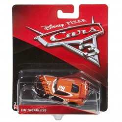 Mattel - Voiture Miniature 1/55- Cars 3 - Tim Treadless (2199)