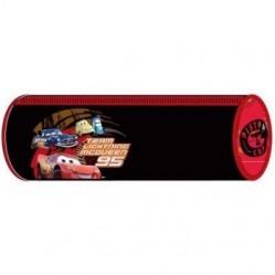 Trousse à crayons  ronde Cars 22 cm (945)