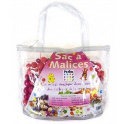 Sac à malices Perles Rose (1171)