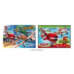 Clementoni - Puzzle pour enfant -Planes - 2x20 pièces (1180