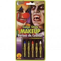 Maquillage - 5 crayons de fard (1251)