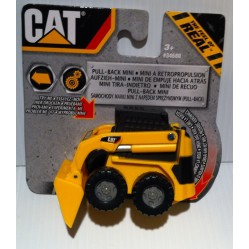 CAT mini engin de travaux public à friction : le bob 4 (1330
