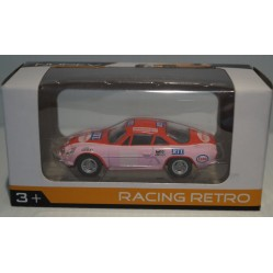 Norev Renault Alpine A110 racing retro 1970 1/54e (1358)