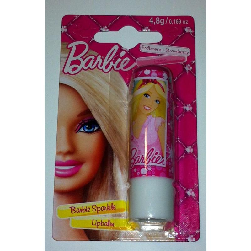 Baume à lèvres à la fraise Barbie (1368)
