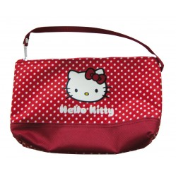 Pochette trousse - Hello Kitty : Rouge (1377)