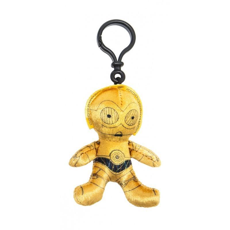 Porte clé peluche star wars : C-3PO (1742)