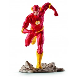 Schleich - 22508 - Figurine Bande Dessinée - The Flash debout (1811)