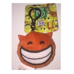 Giochi Preziosi: Peluche porte clé emoji smiley 7 cm (2055)