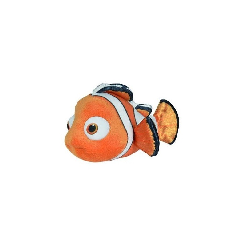 Nicotoy : Peluche Némo 17 cm - finding dory (2045)