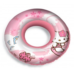Bouée gonflable - Hello Kitty : 50 cm (2118)