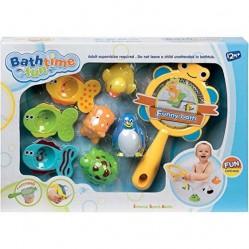 Jeux de bain : Coffret Bain 8 Pièces (2210)