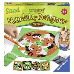 Ravensburger - 29836 - Mini Sand Mandala Cheveaux (2248)
