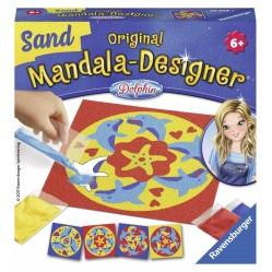 Ravensburger - 29836 - Mini Sand Mandala Dauphin (2249)