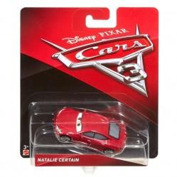 Mattel - Voiture Miniature 1/55- Cars 3 - Natalie Certain (2195)