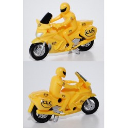 "Norev racing ""la course cycliste"" Moto CLC 1/54 eme (2294)"