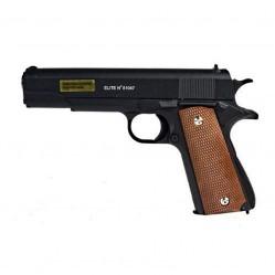 Pistolet à billes en métal 21 cm (2303)
