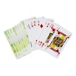 """Jeu de 54 cartes""""Euros"""" (2307)"""