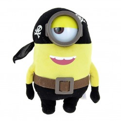 Peluche minion Pirate 30 cm...