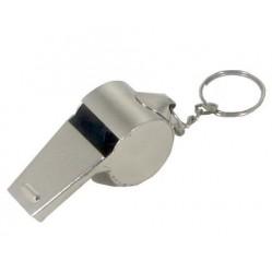 Porte clé Sifflet métal...