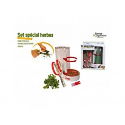 Kit conservation herbes...