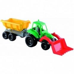 Abrick : Tracteur et...