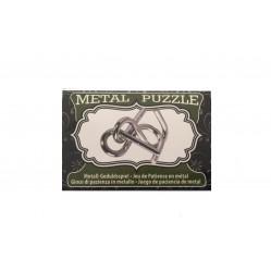Petit casse tête en metal (2434)