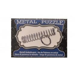 Petit casse tête en metal (2437)