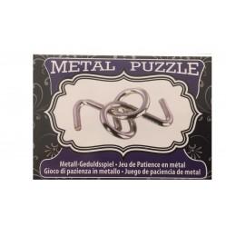 Petit casse tête en metal...