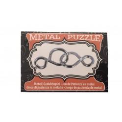 Petit casse tête en metal (2440)