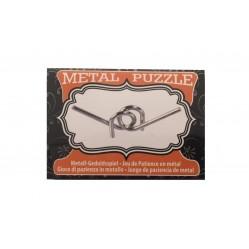 Petit casse tête en metal (2441)