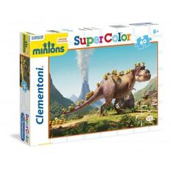 Clementoni - Puzzle  Minions 60 Pièces (2444)