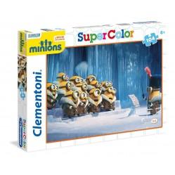 Clementoni - Puzzle  Minions 104 Pièces (2446)