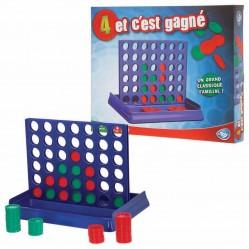 Jeu De Société 4 Et C'est Gagné (2480)