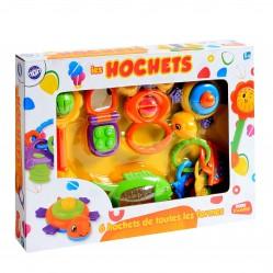 Lot de 6 Jeux Hochets (2484)