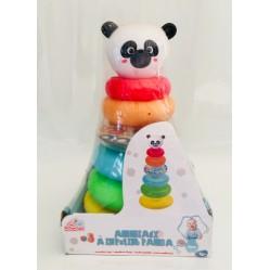 Anneaux à empiler panda (2494)