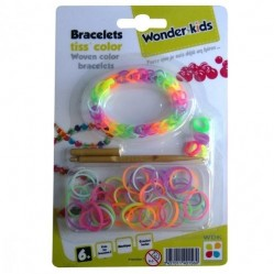 Bracelets Tiss'Color