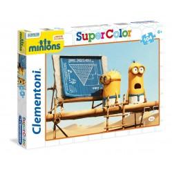 Clementoni - Puzzle  Minions 104 Pièces (2516)